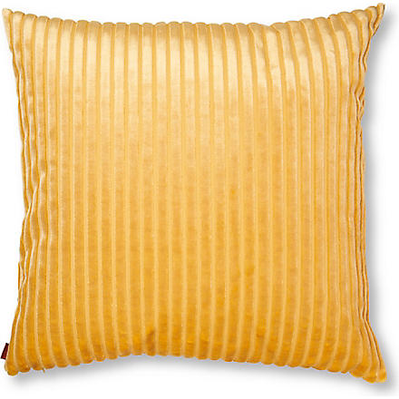 MISSONI HOME Coomba cushion yellow