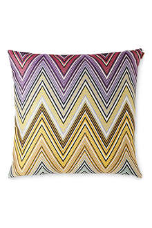 MISSONI HOME Kew zigzag cushion