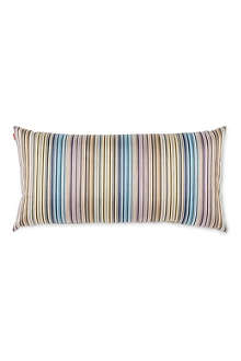 MISSONI HOME Jenkins cushion blue