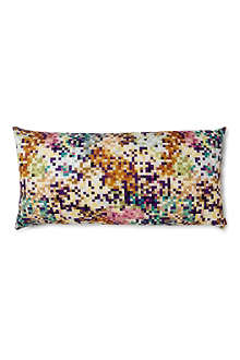 MISSONI HOME Lobos Pixel cushion