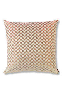 MISSONI HOME Irridescent cushion