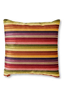 MISSONI HOME Mysore cushion bright stripes