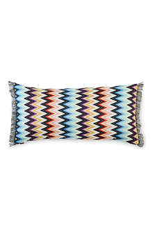 MISSONI HOME Markusy zig zag cushion