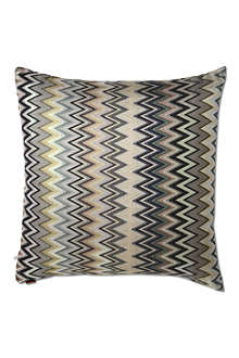 MISSONI HOME Masuleh zigzag cushion