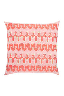 MISSONI HOME Ormond coral cushion 60cm