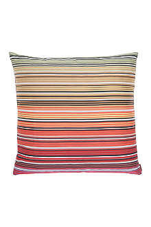 MISSONI HOME Osage stripe cushion 40cm