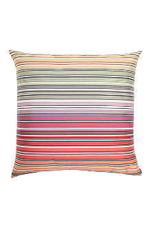 MISSONI HOME Osage stripe cushion 60cm