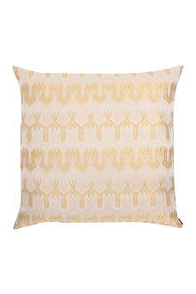 MISSONI HOME Ormond gold cushion 60cm