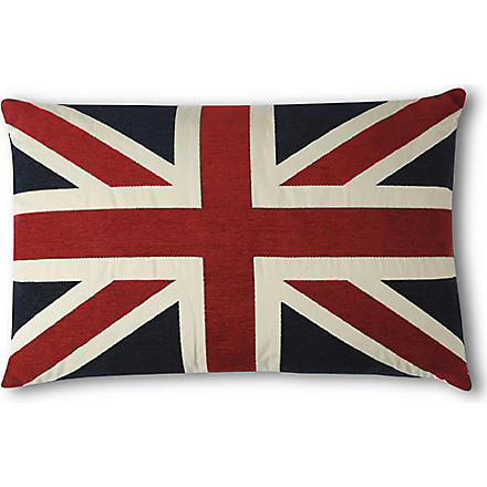 FS HOME COLLECTIONS Union Jack cushion