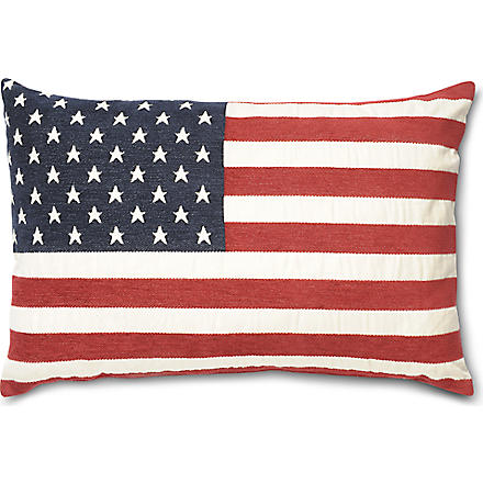 FS HOME COLLECTIONS Stars & Stripes cushion