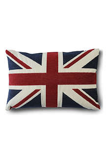 FS HOME COLLECTIONS Union Jack cushion 30x40cm