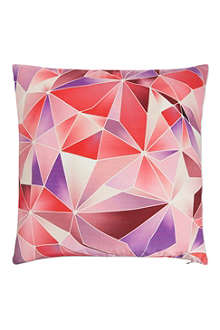 NITIN GOYAL Stained glass cushion
