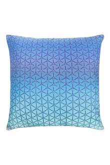 NITIN GOYAL Ombre print cushion