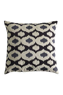 TINE K HOME Embroidered velvet cushion