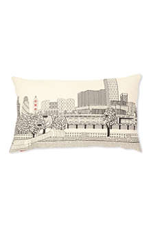 CHARLENE MULLEN OXO Tower cushion