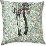 LA CERISE SUR LE GATEAU Alice liberty print cushion cover