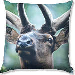 BY NORD Deer cushion with pad