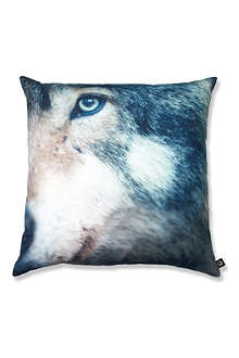 BY NORD Wolf cushion with pad