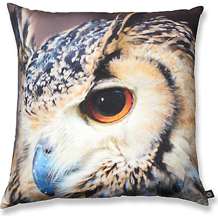 BY NORD Owl cushion with pad