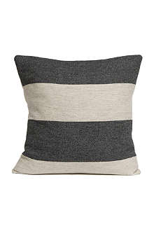 TORI MURPHY Marshall striped cushion 40cm