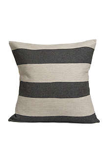 TORI MURPHY Marshall striped cushion 60cm