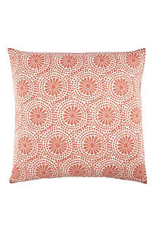 JOHN ROBSHAW Frond Euro cushion cover