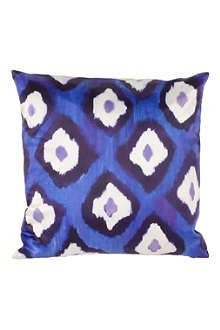 MARISKA MEIJERS Electric ikat cushion