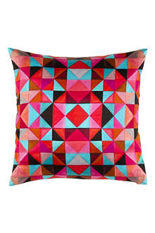 MARISKA MEIJERS Cubism Picasso red cushion