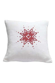 TRACEY BOYD Lovestruck beaded cushion