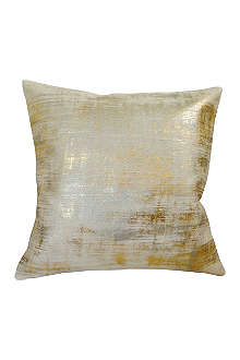 MUMO Leblon metallic cushion gold