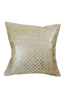 MUMO Leblon diamond foil cushion