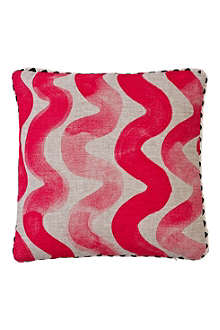 BONNIE AND NEIL Big Wave cushion