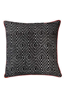 BONNIE AND NEIL Zig Zag cushion