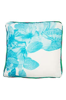 BONNIE AND NEIL Tropical cushion