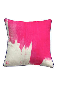 BONNIE AND NEIL Splash cushion