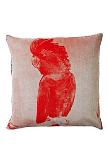 BONNIE AND NEIL Cockerel cushion