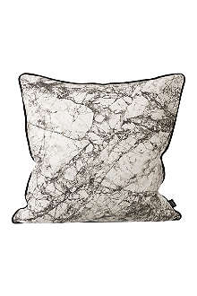 FERM LIVING Marble cushion