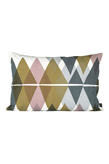 FERM LIVING Mountain Lake small cushion