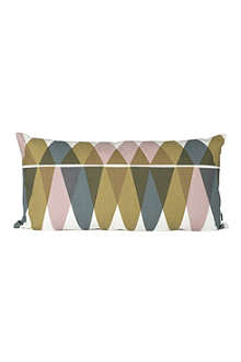 FERM LIVING Mountain Lake large cushion