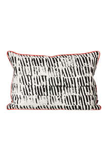 FERM LIVING Worn Stripe cushion