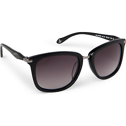 ANGLOMANIA ACCESSORIES Square-frame sunglasses (Black