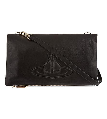VIVIENNE WESTWOOD Chelsea cross-body bag (Black