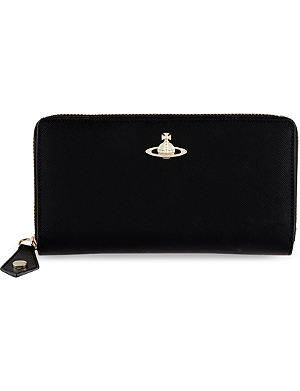 VIVIENNE WESTWOOD Divina zip-around wallet