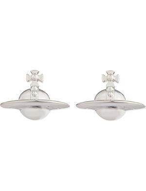 VIVIENNE WESTWOOD JEWELLERY Solid orb earrings