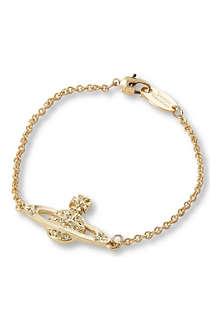 VIVIENNE WESTWOOD Orb jonquil bracelet