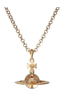 VIVIENNE WESTWOOD New small orb pendant necklace