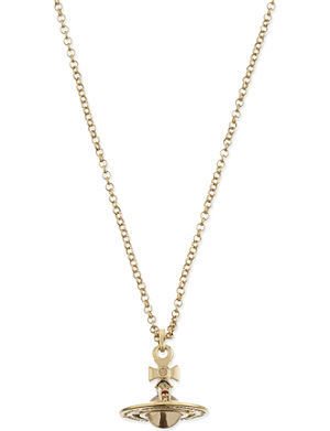 VIVIENNE WESTWOOD JEWELLERY Classic Tiny Orb pendant necklace