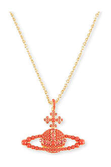 VIVIENNE WESTWOOD Treasured orb necklace