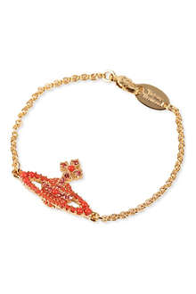 VIVIENNE WESTWOOD Treasured orb mini bracelet
