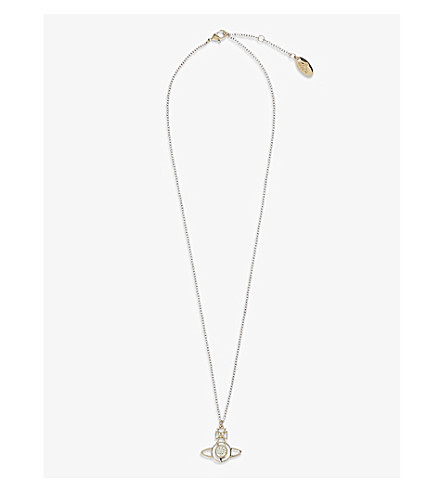 VIVIENNE WESTWOOD JEWELLERY Nora pendant (Gold